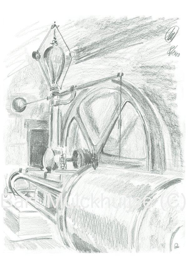 Stoommachine