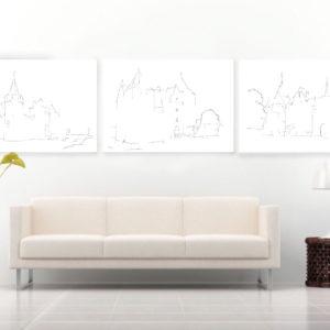 kastelen-lijst-muur
