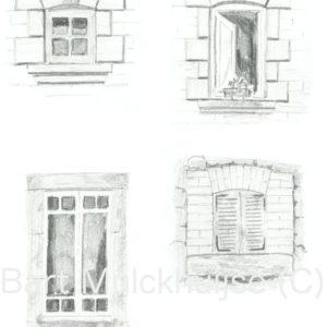 Tekening-ramen-Les-fenêtres-de-Saint-Julien