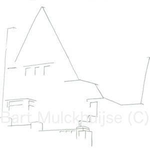 Huis aan de Oliemolenstraat 44 in Heerlen